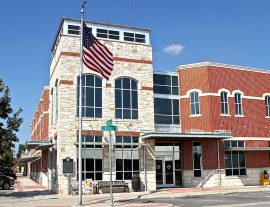 BLGY-Designed Kyle City Hall