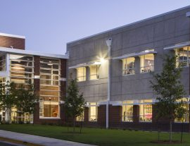 BLGY Designed Joe Lee Johnson Elementary