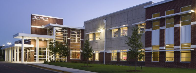 BLGY Designed Joe Lee Johnson Elementary