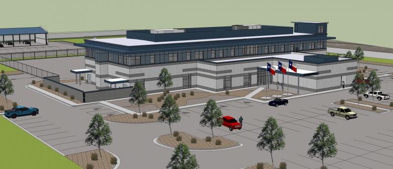 BLGY-Designed WILCO North Campus Facilities