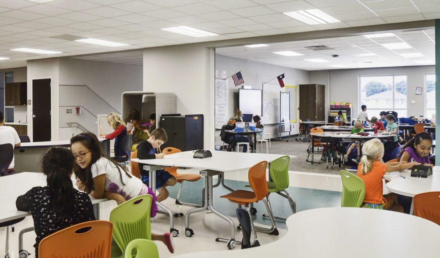 BLGY-Designed Joe Lee Johnson STEAM Academy