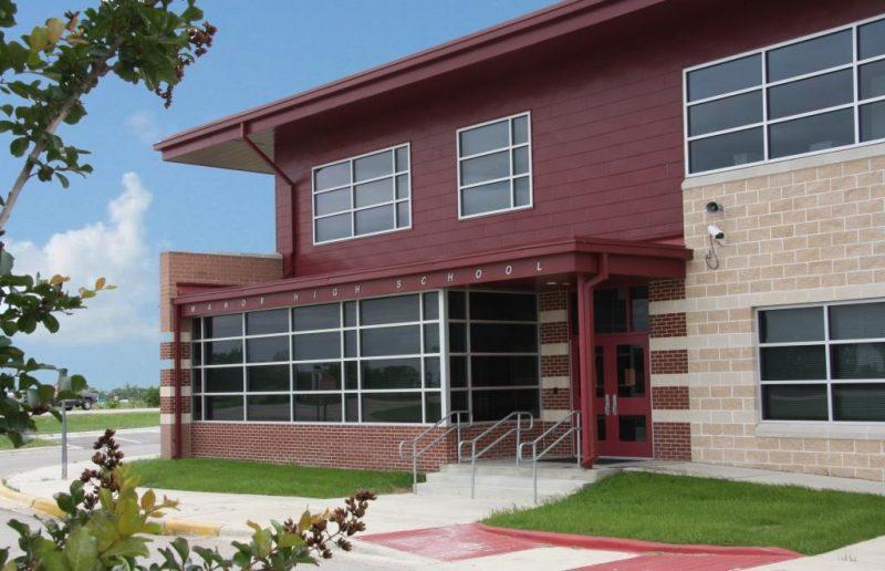 BLGY-Designed Manor High School Addition