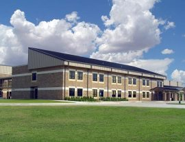 BLGY-Designed Nacogdoches Ninth Grade Center
