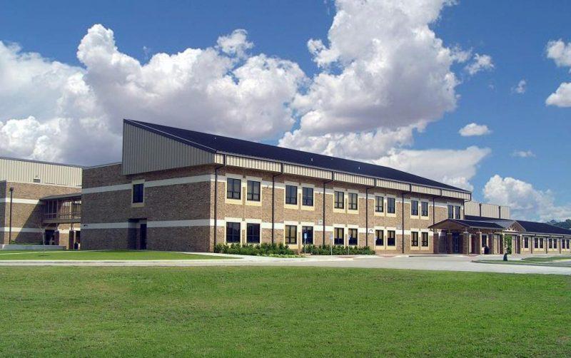 BLGY-Designed Nacogdoches Ninth Grade Center