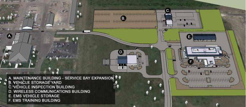 BLGY-Designed Williamson County North Campus Facilities