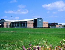 BLGY-Designed Cedar Park High School