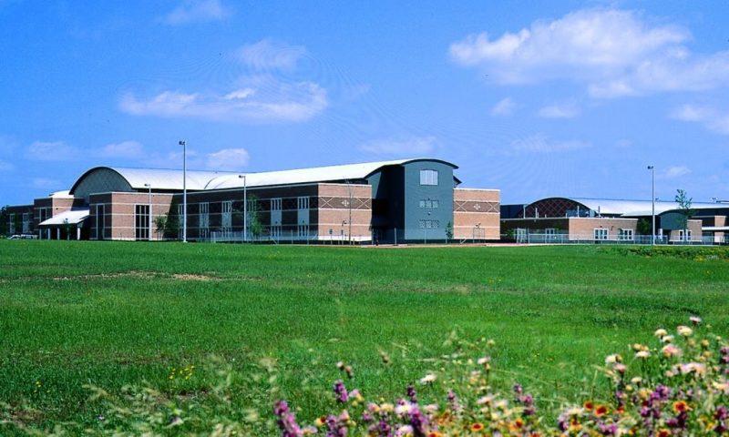 BLGY-Designed Cedar Park High School
