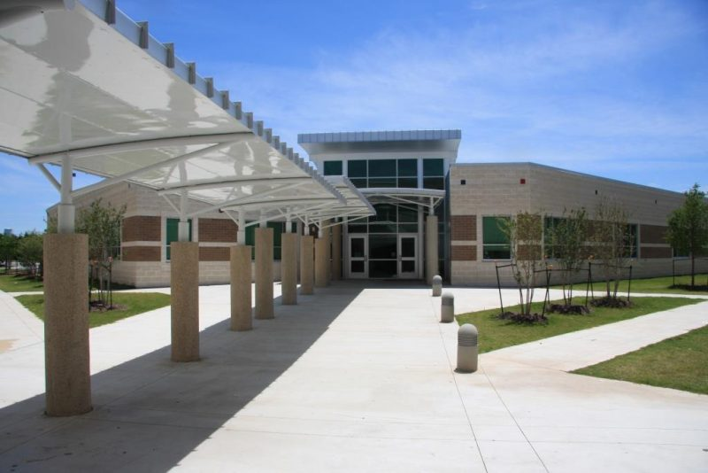 BLGY-Designed Cedar Park Middle School