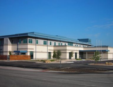 Williamson County EMS Building - BLGY Architecture