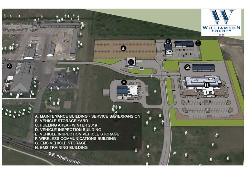 WILCO North Campus Facilities Site
