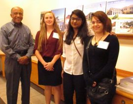 BLGY Hosts High School Students for Job Shadow Program
