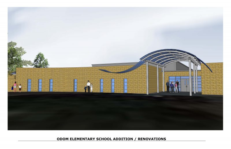 BLGY - Odom Elementary School Addition and Renovations