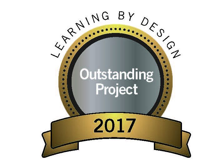 BLGY Receives Learning By Design Outstanding Design Award 2017 for Joe Lee Johnson STEAM Academy