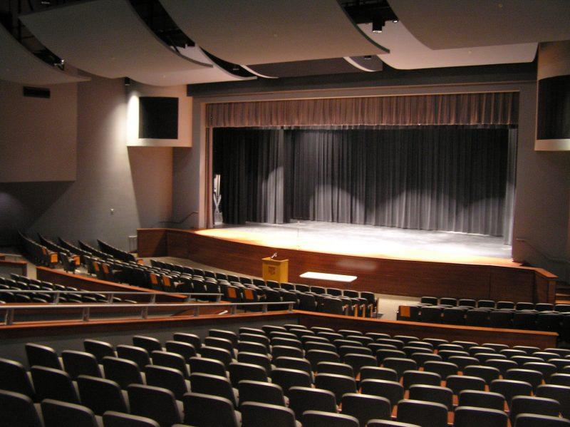 Teague HS Auditorium